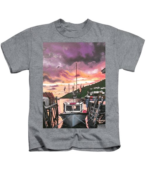 Petty Harbour Kids T-Shirt