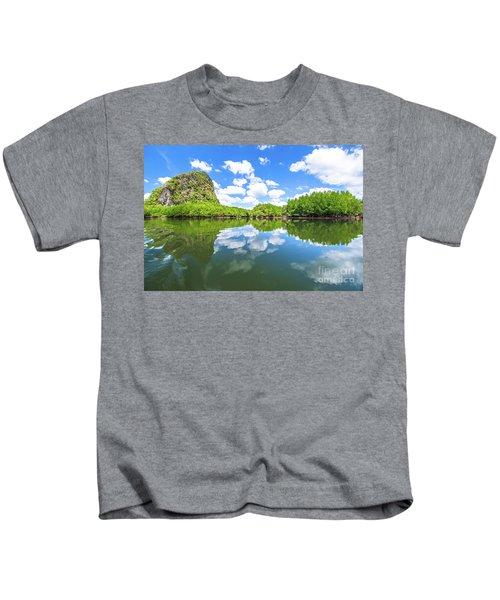 Phang Nga Bay Kids T-Shirt