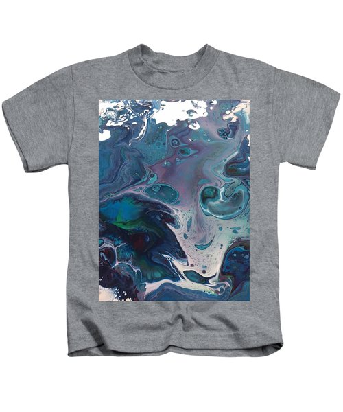 Phantom Of The Sea Kids T-Shirt
