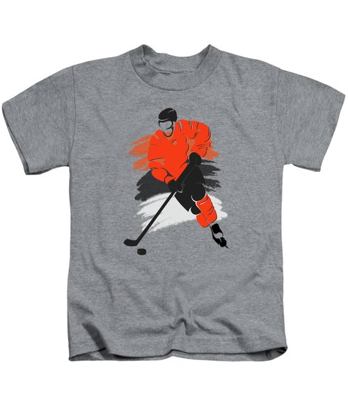 Philadelphia Flyers Player Shirt Kids T-Shirt