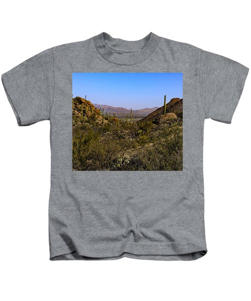 Picture Rocks 24 Kids T-Shirt