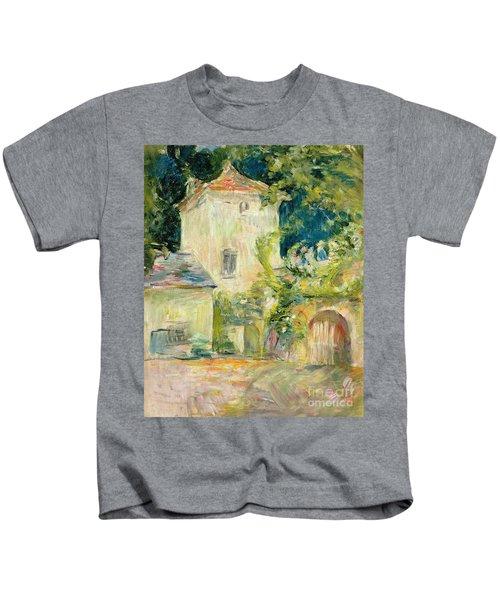 Pigeon Loft At The Chateau Du Mesnil Kids T-Shirt