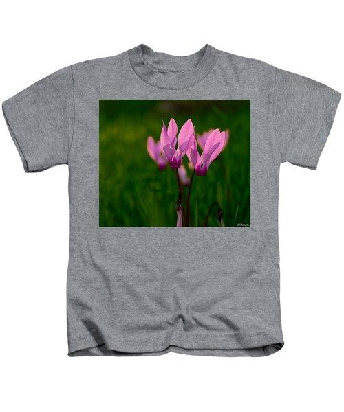 Pink Light Kids T-Shirt