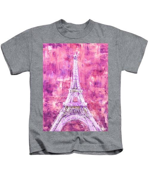 Pink Tower Kids T-Shirt