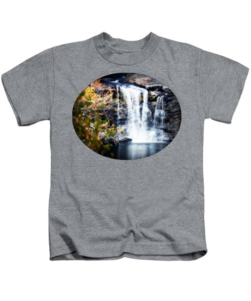 Placid Plunge Kids T-Shirt