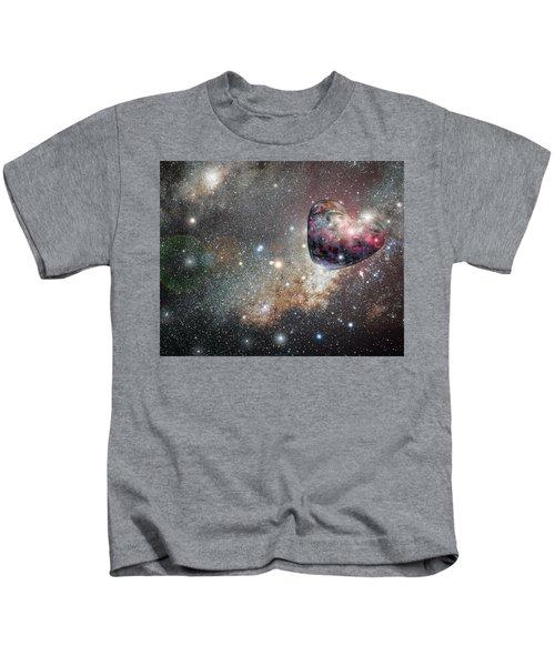 Planet Love Kids T-Shirt