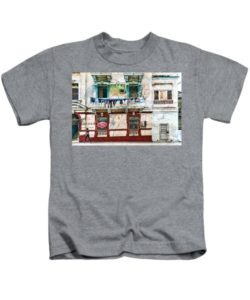 Plano De La Habana Kids T-Shirt