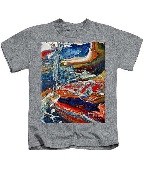Planted By The Waters Kids T-Shirt