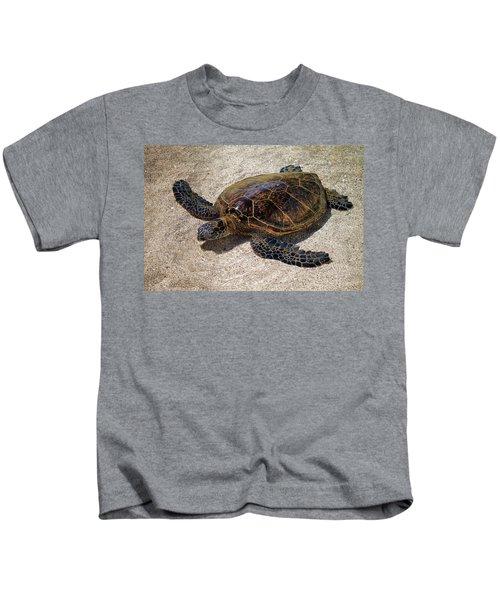 Playful Honu Kids T-Shirt