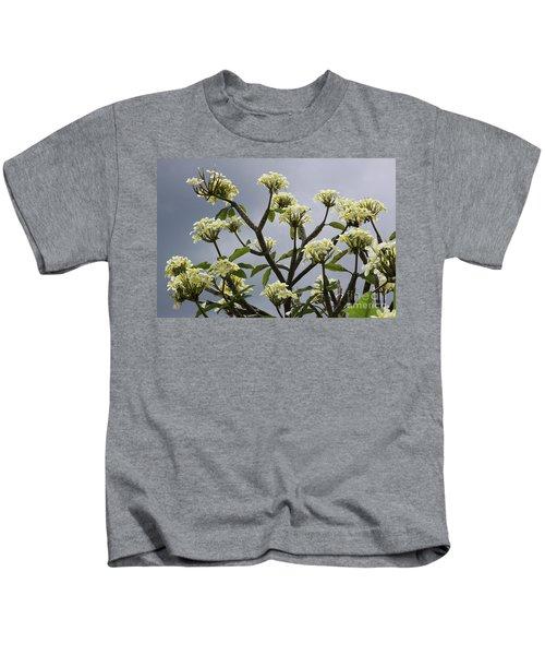 Plumeria Kids T-Shirt