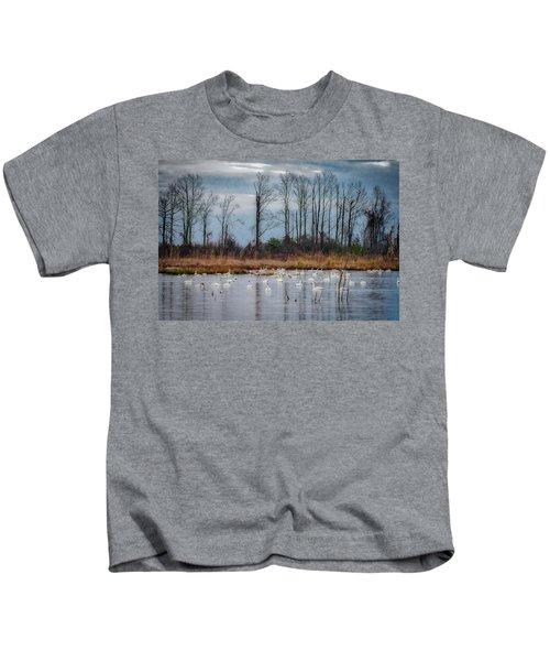 Pocosin Lakes Nwr Kids T-Shirt