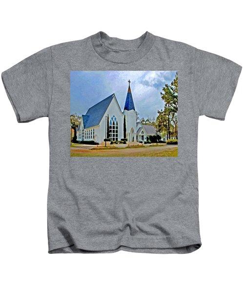 Point Clear Alabama St. Francis Church Kids T-Shirt