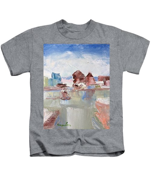 Point San Pablo 2 Kids T-Shirt