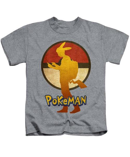 Pokeman 5 Kids T-Shirt