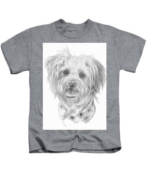 Pooranian Kids T-Shirt