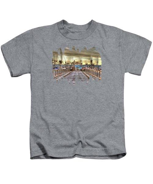 Dock 5 Kids T-Shirt