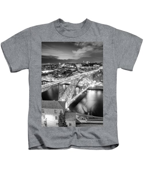Porto Sao Luis I Bridge Kids T-Shirt
