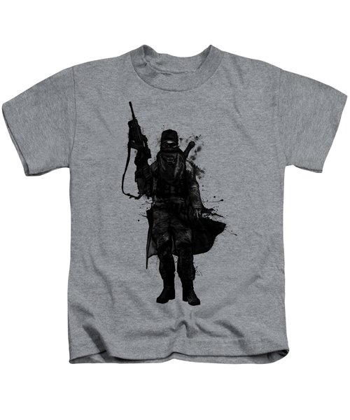 Post Apocalyptic Warrior Kids T-Shirt
