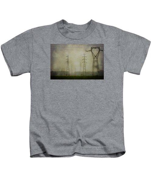Power 5. Kids T-Shirt