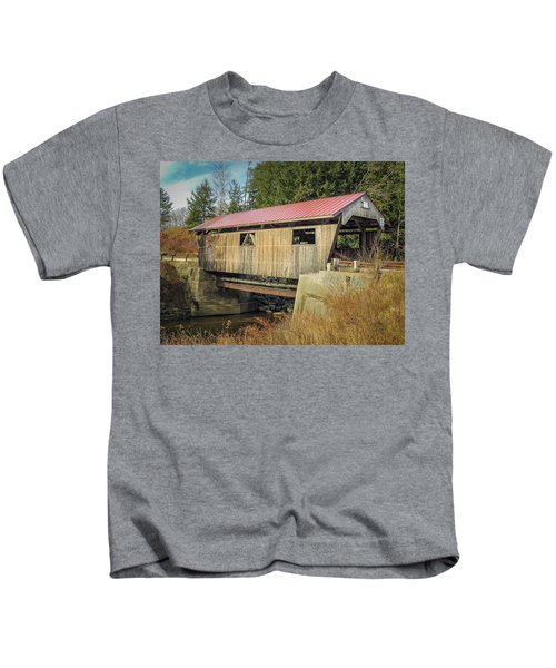 Power House Bridge Kids T-Shirt