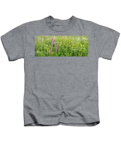 Prairie Panorama Kids T-Shirt