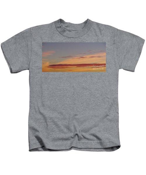 Prairie Sunset 2 Kids T-Shirt