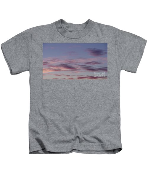 Prairie Sunset Kids T-Shirt