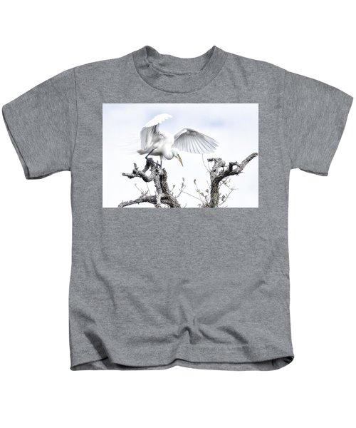 Pre-flight Kids T-Shirt