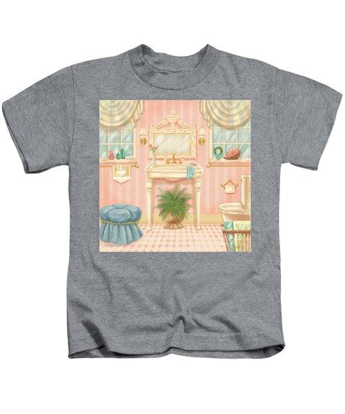 Pretty Bathrooms IIi Kids T-Shirt