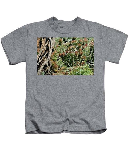 Prickly Pear Revival Kids T-Shirt