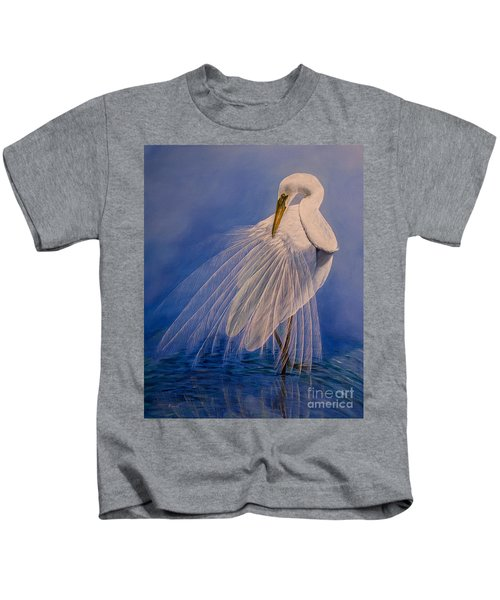 Princess Of The Mist Kids T-Shirt