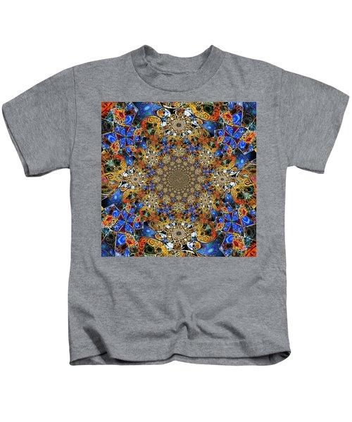 Prismatic Glasswork Kids T-Shirt
