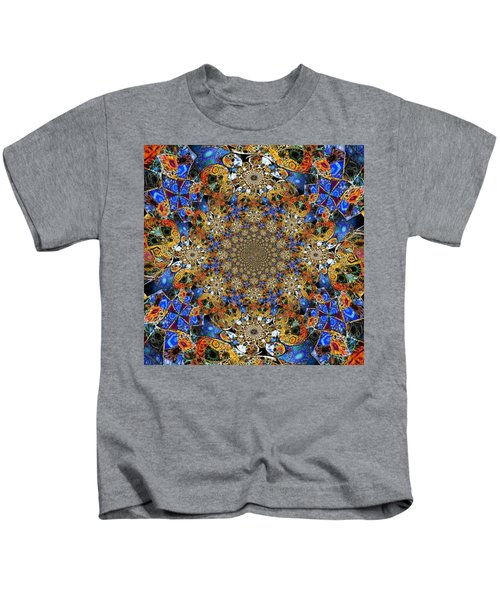 Prismatic Glasswork Kids T-Shirt