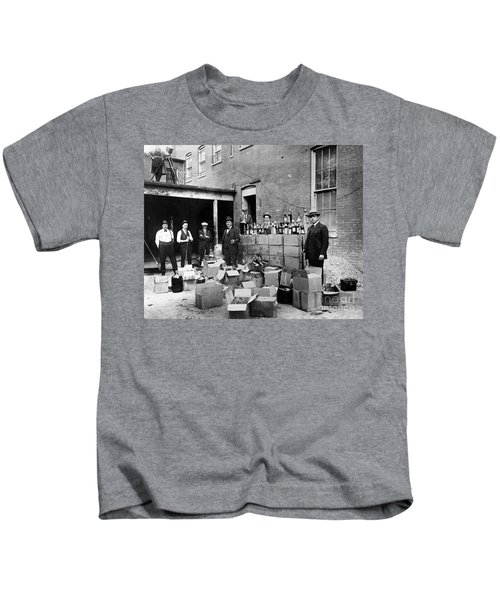 Prohibition, 1922 Kids T-Shirt