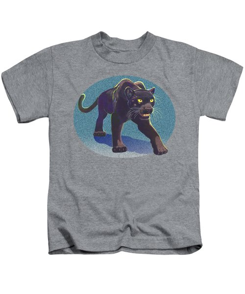 Prowl Kids T-Shirt by J L Meadows