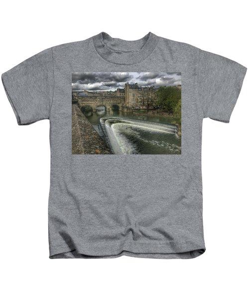 Pulteney Bridge Kids T-Shirt