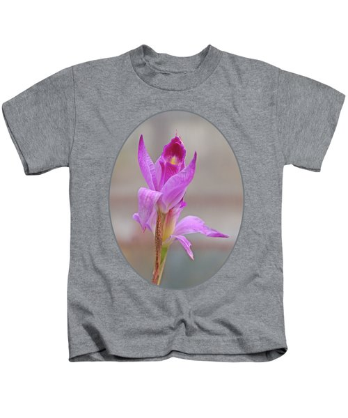 Purple Delight Kids T-Shirt
