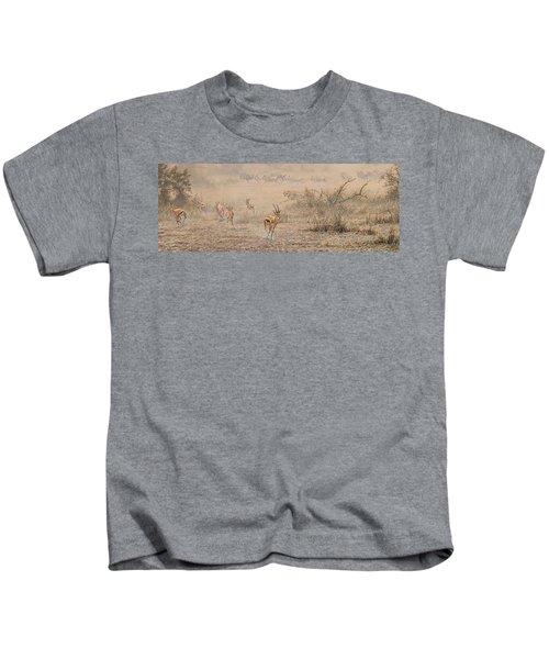 Quick Run Kids T-Shirt