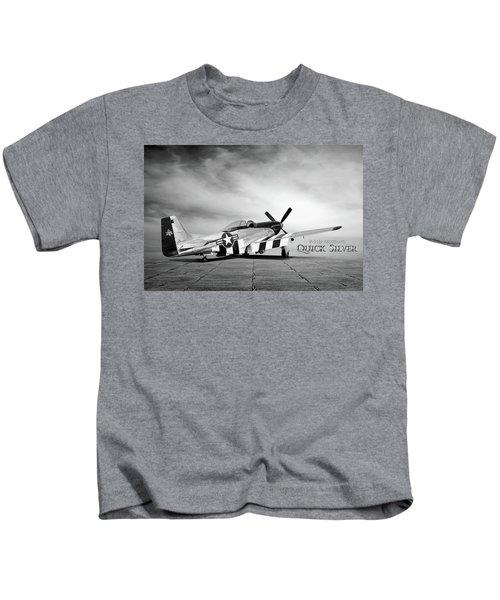Quick Silver P-51 Kids T-Shirt