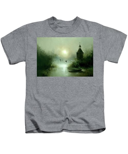 Quiet Abode Kids T-Shirt