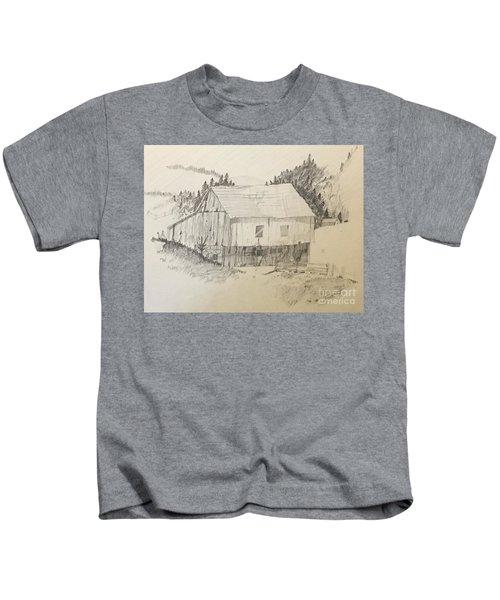 Quiet Barn Kids T-Shirt