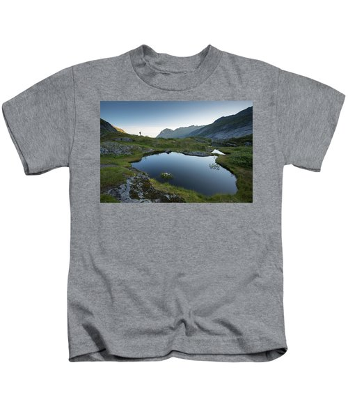 Quiet Lofoten Kids T-Shirt