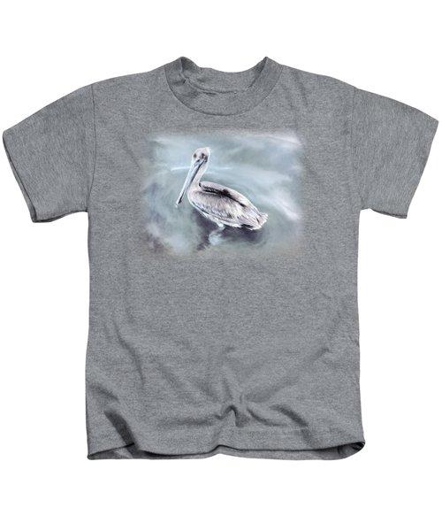Radiant Pelican Kids T-Shirt