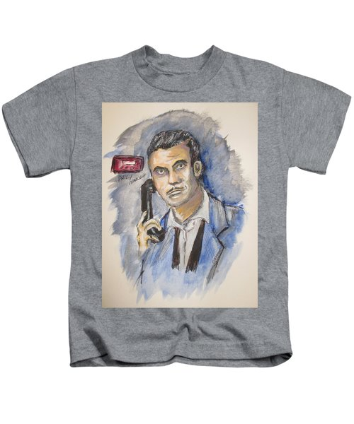 Radio's Philip Marlowe Kids T-Shirt