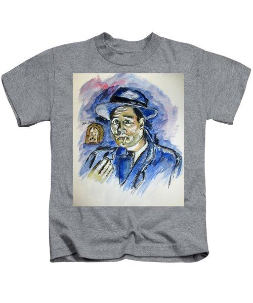 Radio's Sam Spade Kids T-Shirt