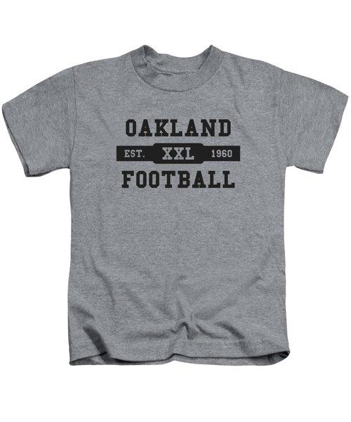 Raiders Retro Shirt Kids T-Shirt