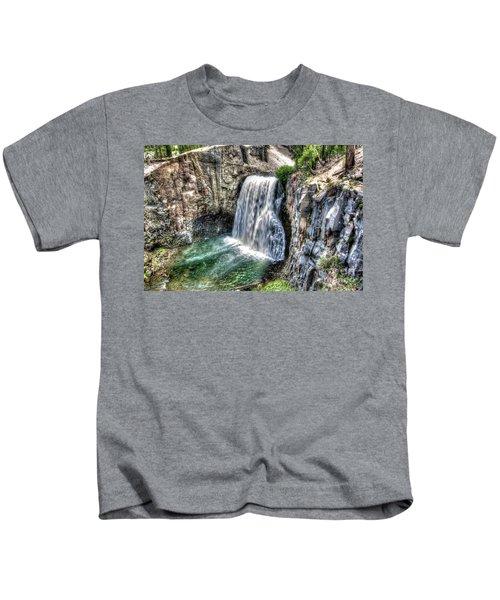 Rainbow Falls 5 Kids T-Shirt