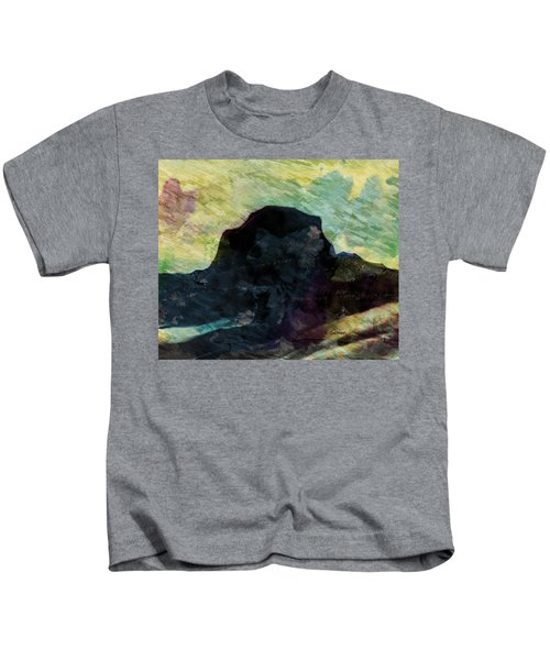 Raining In The West Kids T-Shirt