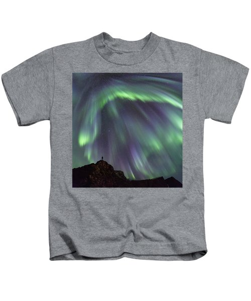 Raining Light Kids T-Shirt
