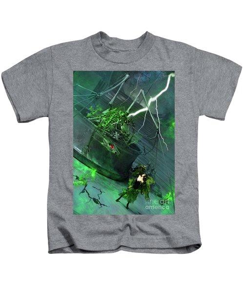 Raising The Dragon Kids T-Shirt